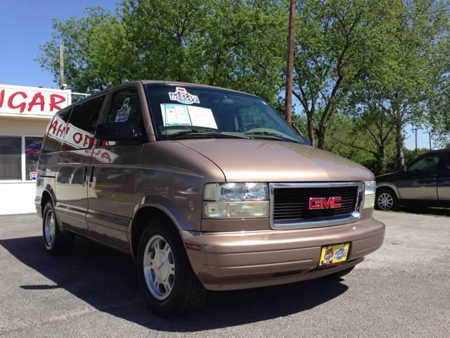 2004 Gmc Safari For Sale In Azle Tx