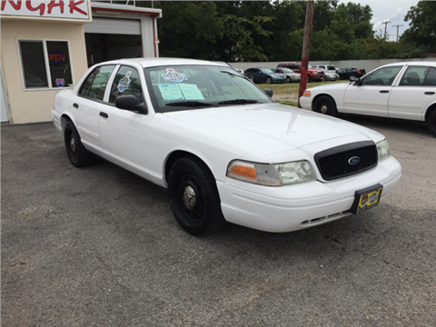 2010 Ford Crown Victoria for sale in Azle, TX