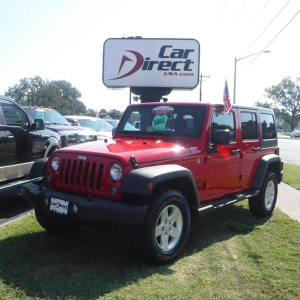Used Jeeps For Sale In Ny: Used Jeep Wrangler For Sale In Virginia Beach, VA