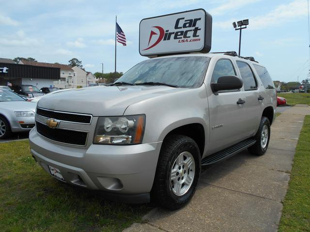 used 2007 tahoe for sale in nc sc va autos post. Black Bedroom Furniture Sets. Home Design Ideas