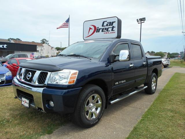 Used 2007 Nissan Titan For Sale Carsforsale Com