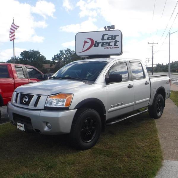 Nissan Virginia Beach >> Nissan Titan For Sale in Virginia Beach, VA - Carsforsale.com