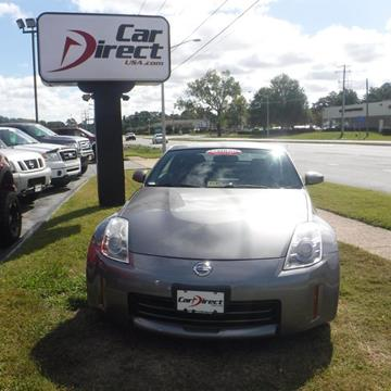 2008 Nissan 350Z for sale in Virginia Beach, VA
