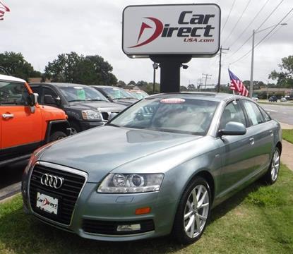 2010 Audi A6 for sale in Virginia Beach, VA