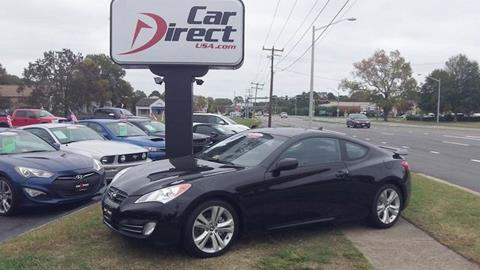 2010 Hyundai Genesis Coupe for sale in Virginia Beach, VA
