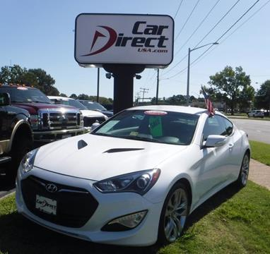 2014 Hyundai Genesis Coupe for sale in Virginia Beach, VA