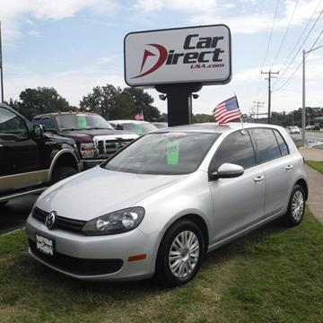 2012 Volkswagen Golf for sale in Virginia Beach, VA