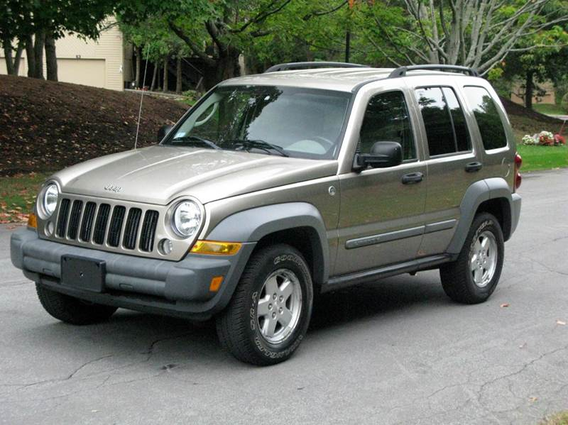 2005 jeep liberty sport 4wd 4dr suv in ashland ma dgc. Black Bedroom Furniture Sets. Home Design Ideas