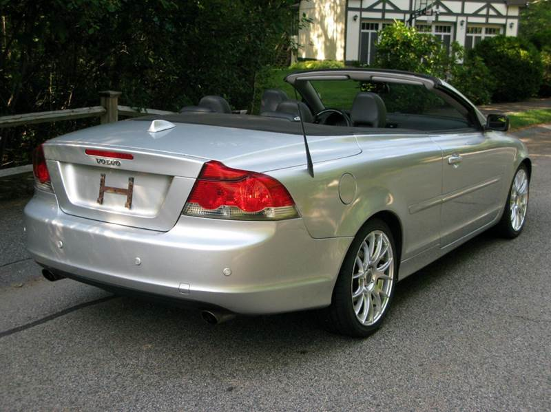 2007 volvo c70 t5 2dr convertible in holliston ma - dgc auto sales