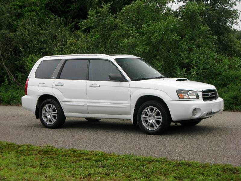 2004 subaru forester xt awd 4dr turbo wagon in holliston ma dgc auto sales. Black Bedroom Furniture Sets. Home Design Ideas