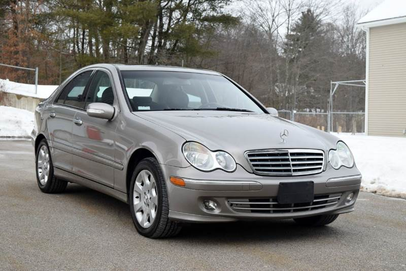 2005 mercedes benz c class c240 4matic awd 4dr sedan in holliston ma dgc auto sales. Black Bedroom Furniture Sets. Home Design Ideas