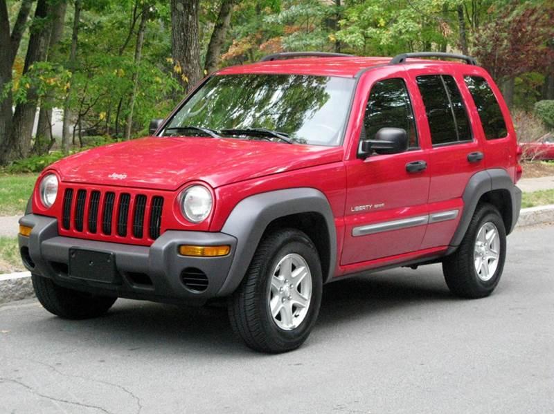 2003 jeep liberty 4dr sport 4wd suv in holliston ma dgc auto sales. Black Bedroom Furniture Sets. Home Design Ideas