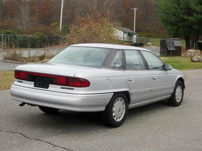 1995 mercury sable gs 4dr sedan in holliston ma dgc auto. Black Bedroom Furniture Sets. Home Design Ideas