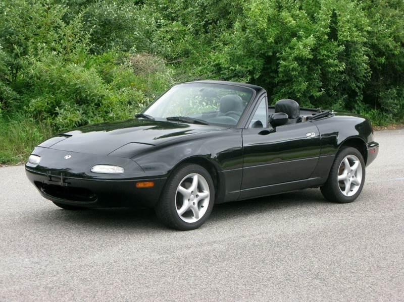 1996 mazda mx 5 miata 2dr convertible in holliston ma dgc auto sales. Black Bedroom Furniture Sets. Home Design Ideas