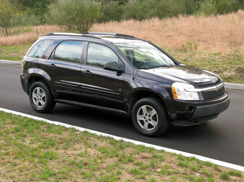 2006 chevrolet equinox awd ls 4dr suv in holliston ma. Black Bedroom Furniture Sets. Home Design Ideas