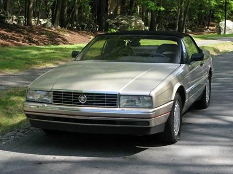 1990 Cadillac Allante for sale in Holliston, MA
