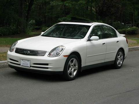2003 Infiniti G35 for sale in Holliston, MA