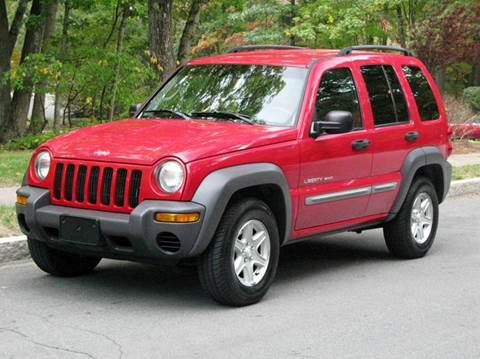 2003 Jeep Liberty for sale in Holliston, MA