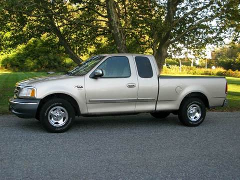 2000 Ford F-150 for sale in Holliston, MA
