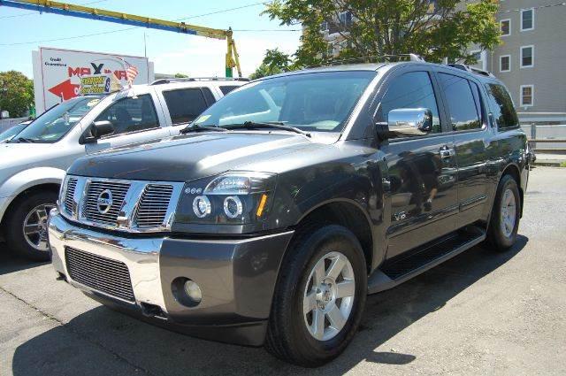 Used 2006 Nissan Armada Le 4dr 4wd In Malden Ma At Maxima