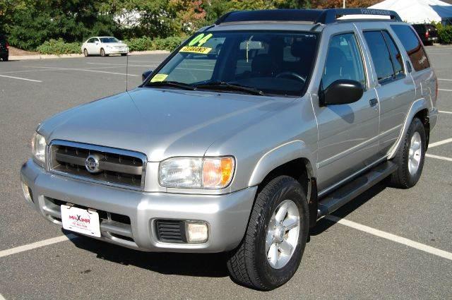 2004 Nissan Pathfinder