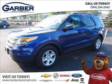 2014 Ford Explorer for sale in Green Cove Springs, FL