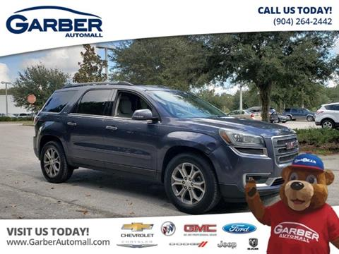2014 GMC Acadia for sale in Green Cove Springs, FL