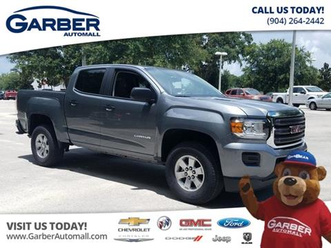 2018 GMC Canyon for sale in Green Cove Springs, FL