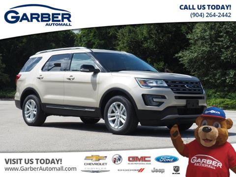 2017 Ford Explorer for sale in Green Cove Springs, FL