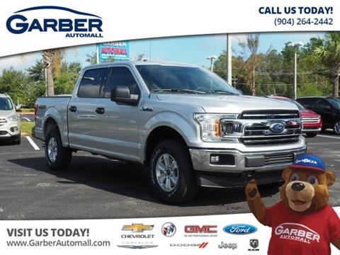 2018 Ford F-150 for sale in Green Cove Springs, FL