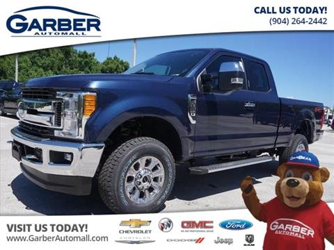 2017 Ford F-250 Super Duty for sale in Green Cove Springs, FL
