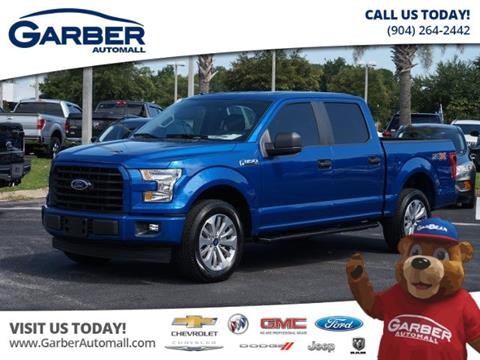2017 Ford F-150 for sale in Green Cove Springs, FL