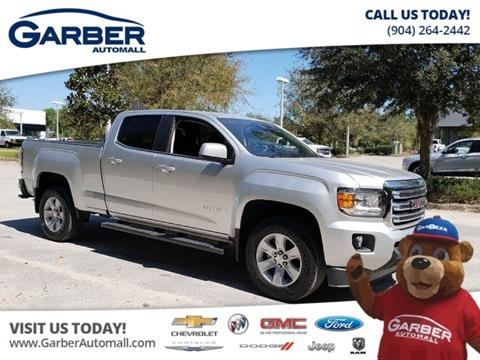 2015 GMC Canyon for sale in Green Cove Springs, FL