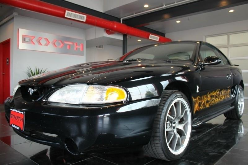 1995 ford mustang svt cobra for sale in longmont co. Black Bedroom Furniture Sets. Home Design Ideas