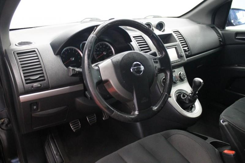 2011 Nissan Sentra Se R Spec V 4dr Sedan In Longmont Co Booth
