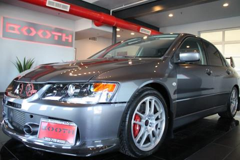 2006 Mitsubishi Lancer Evolution for sale in Longmont, CO
