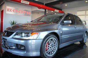 2006 Mitsubishi Lancer Evolution For Sale