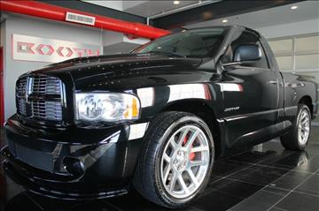 2005 Dodge Ram Pickup 1500 SRT-10 for sale in Longmont, CO