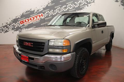 2003 GMC Sierra 2500 for sale in Longmont, CO