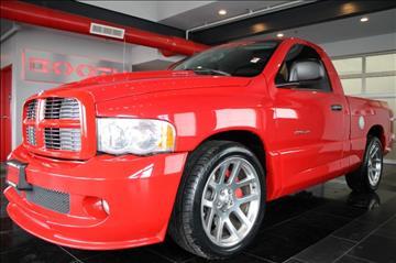 2005 Dodge Ram Pickup 1500 SRT-10 for sale in Longmont, CO