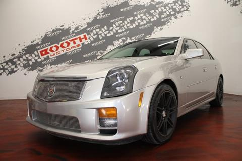 2005 Cadillac Cts V For Sale In Michigan Carsforsale Com