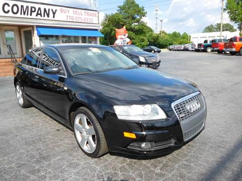 2008 Audi A6 for sale in Marietta, GA