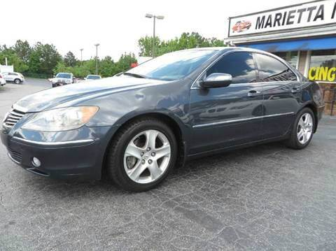 2005 Acura RL for sale in Marietta, GA