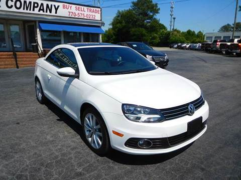 2012 Volkswagen Eos for sale in Marietta, GA