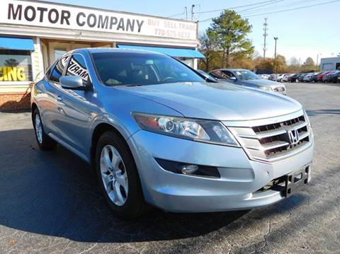 2011 Honda Accord Crosstour for sale in Marietta, GA