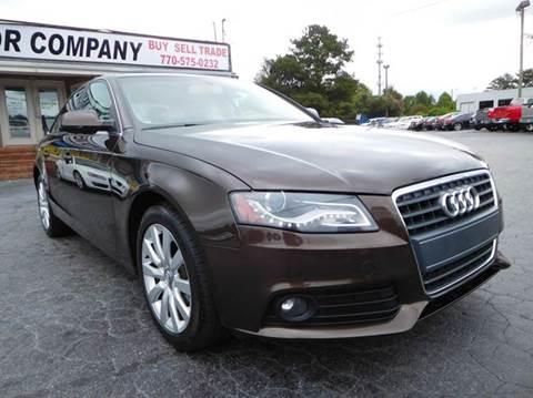 2011 Audi A4 for sale in Marietta, GA