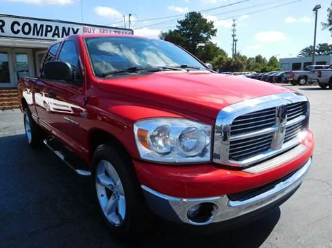 2007 Dodge Ram Pickup 1500 for sale in Marietta, GA