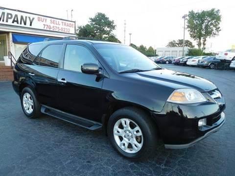2005 Acura MDX for sale in Marietta, GA