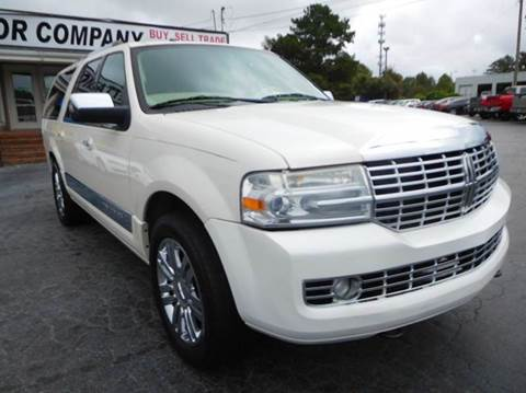 2007 Lincoln Navigator L for sale in Marietta, GA