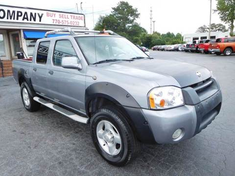 2001 Nissan Frontier for sale in Marietta, GA